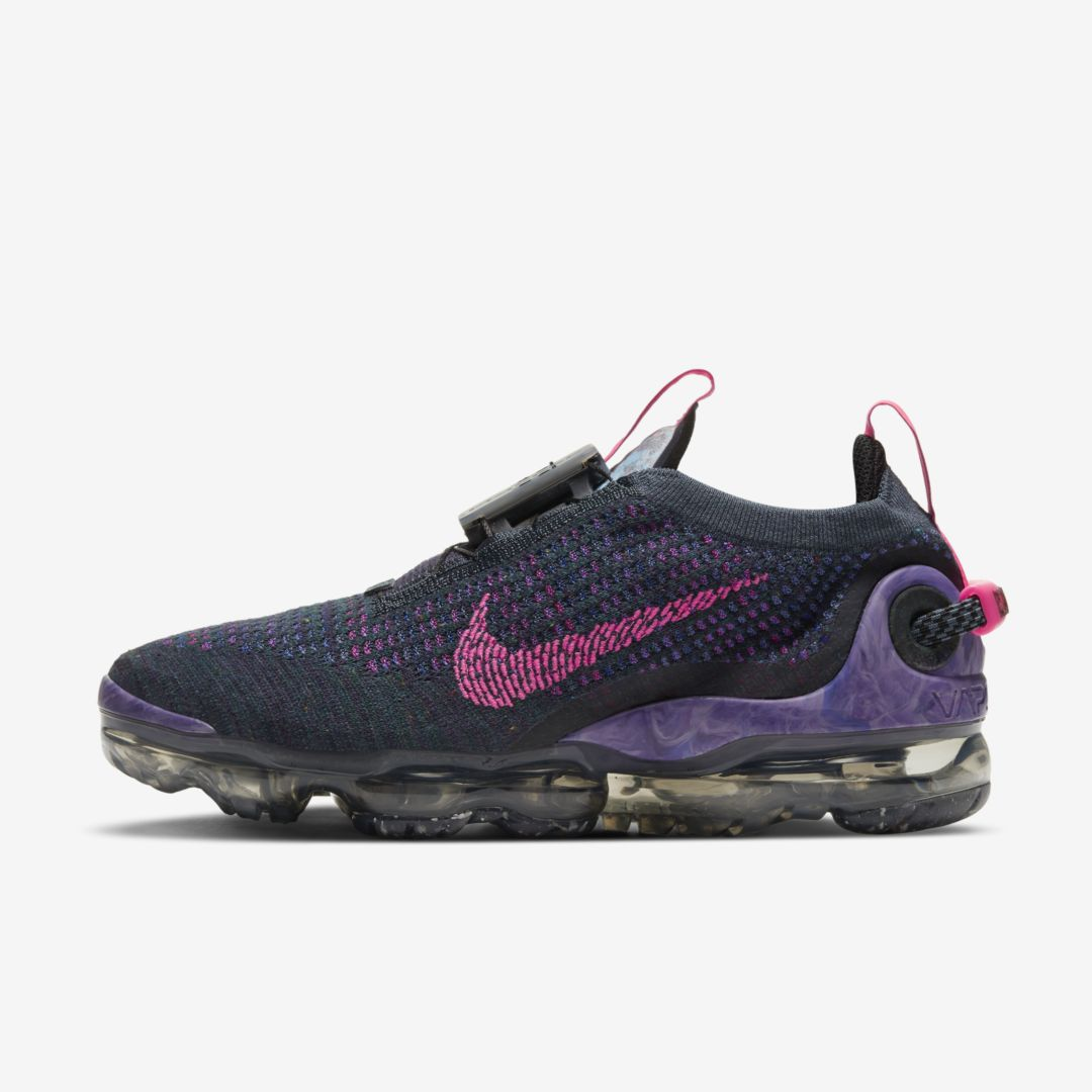 Nike AIR VAPORMAX 2020 FLYKNIT WOMEN'S SHOE (DARK RAISIN)