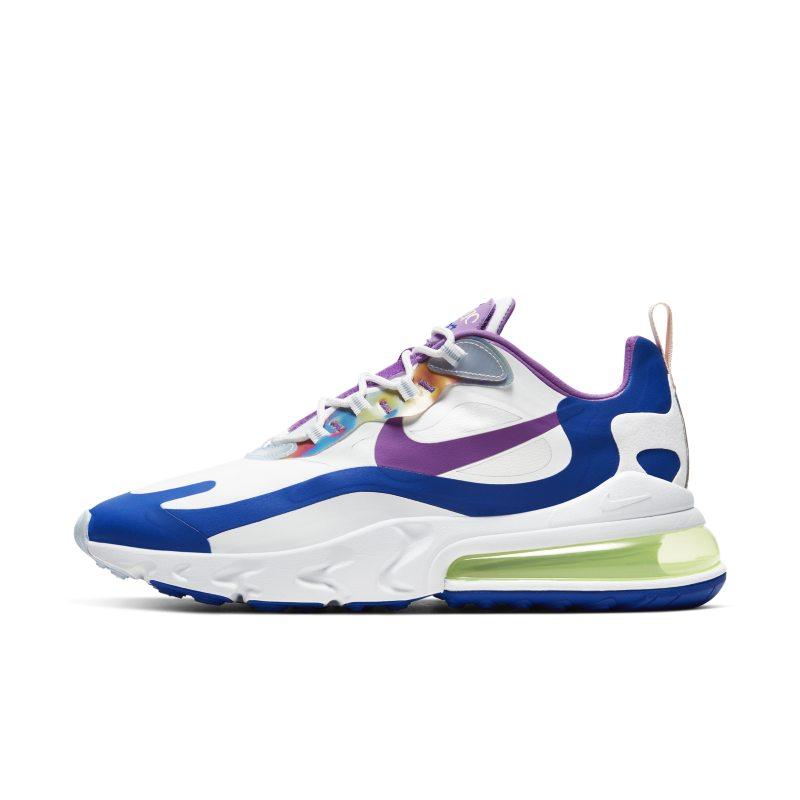 Nike Air Max 270 React Easter Men's Shoe - White