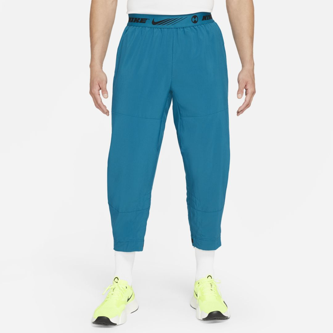Nike Sport Clash Men's Training Pants (green Abyss) In Green Abyss,mean Green