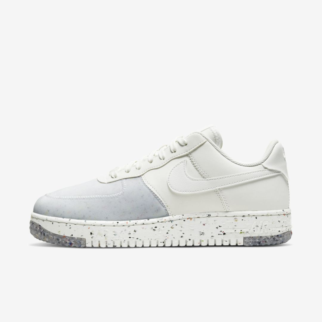NIKE AIR FORCE 1 CRATER MEN'S SHOE (SUMMIT WHITE)
