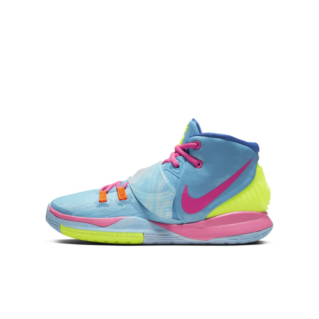 Nike KYRIE 6 POOL BIG KIDS' BASKETBALL SHOE