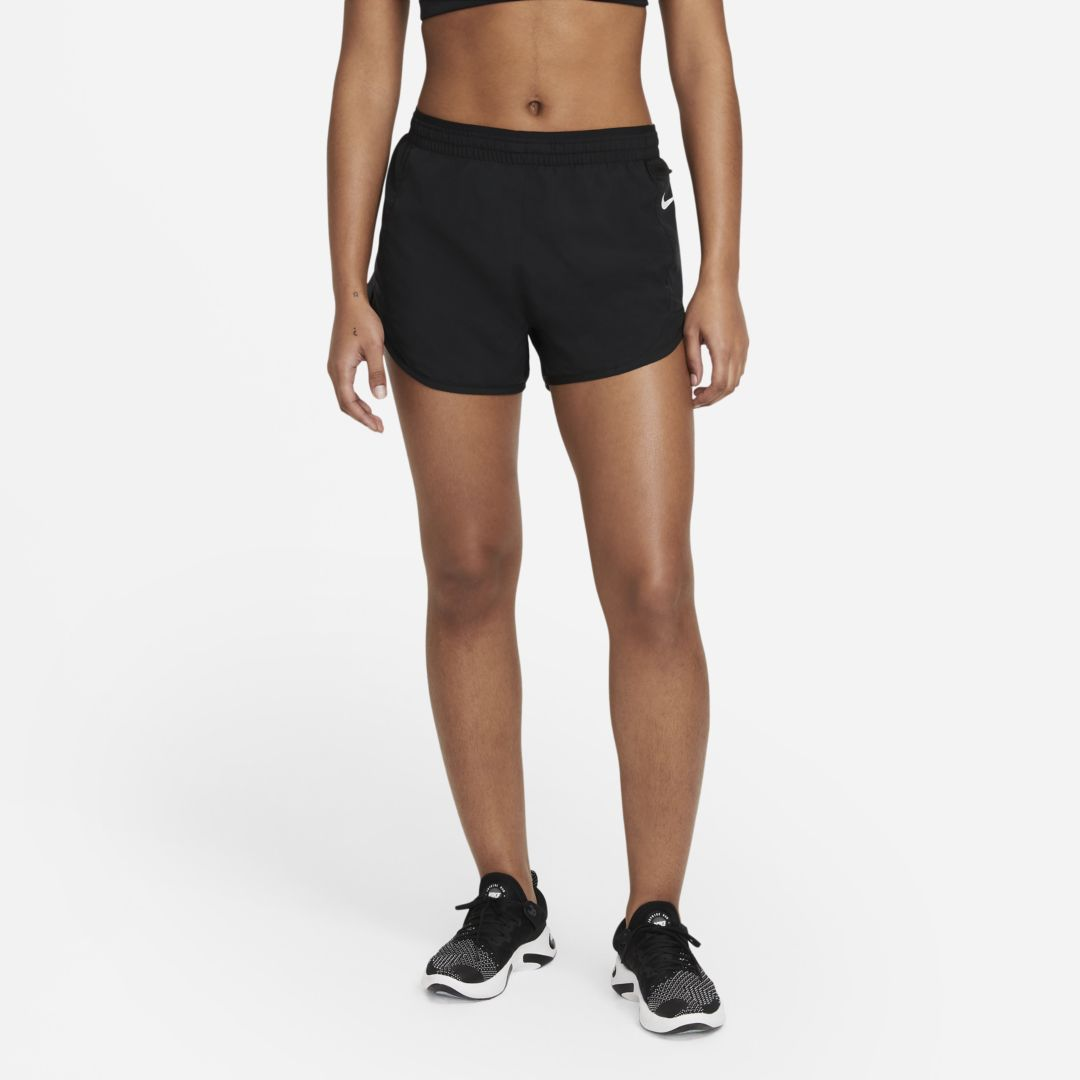 "Nike TEMPO LUXE WOMEN'S 3"" RUNNING SHORTS (BLACK)"