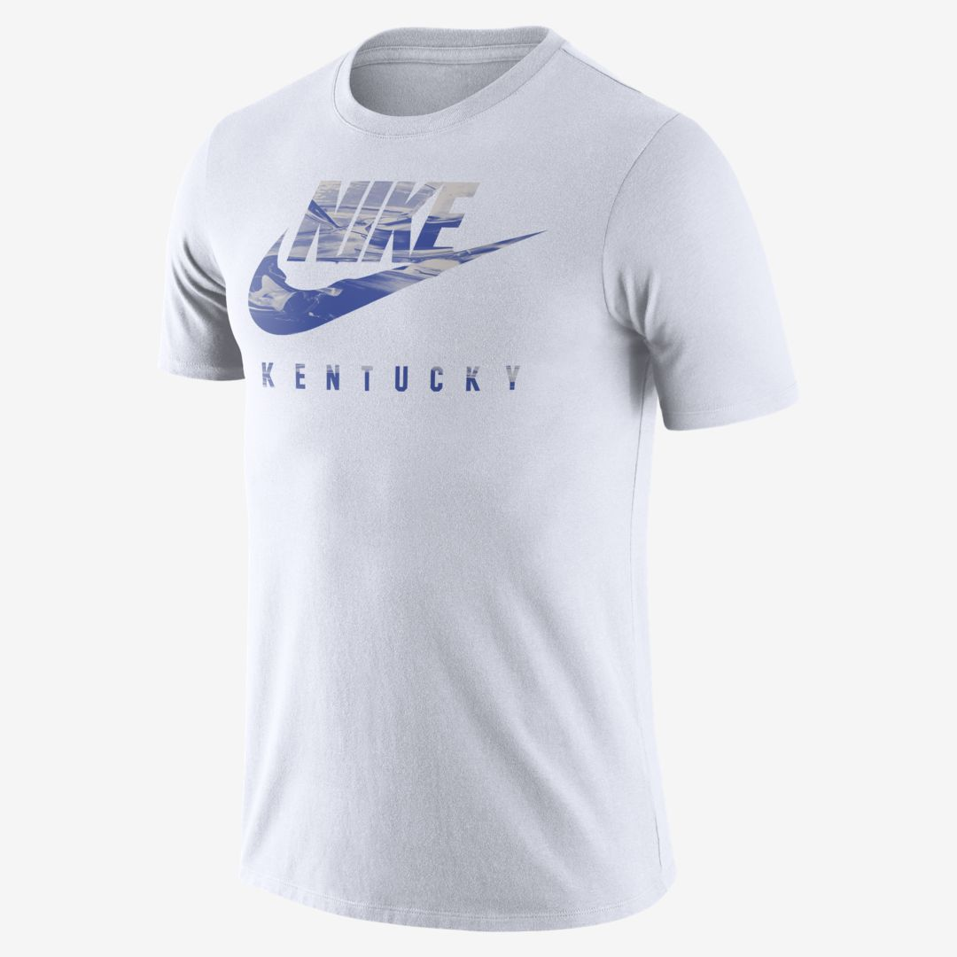 Nike COLLEGE (KENTUCKY) MEN'S T-SHIRT (WHITE)