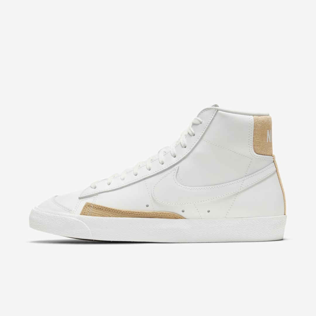 Nike BLAZER MID '77 VINTAGE MEN'S SHOE (SUMMIT WHITE)