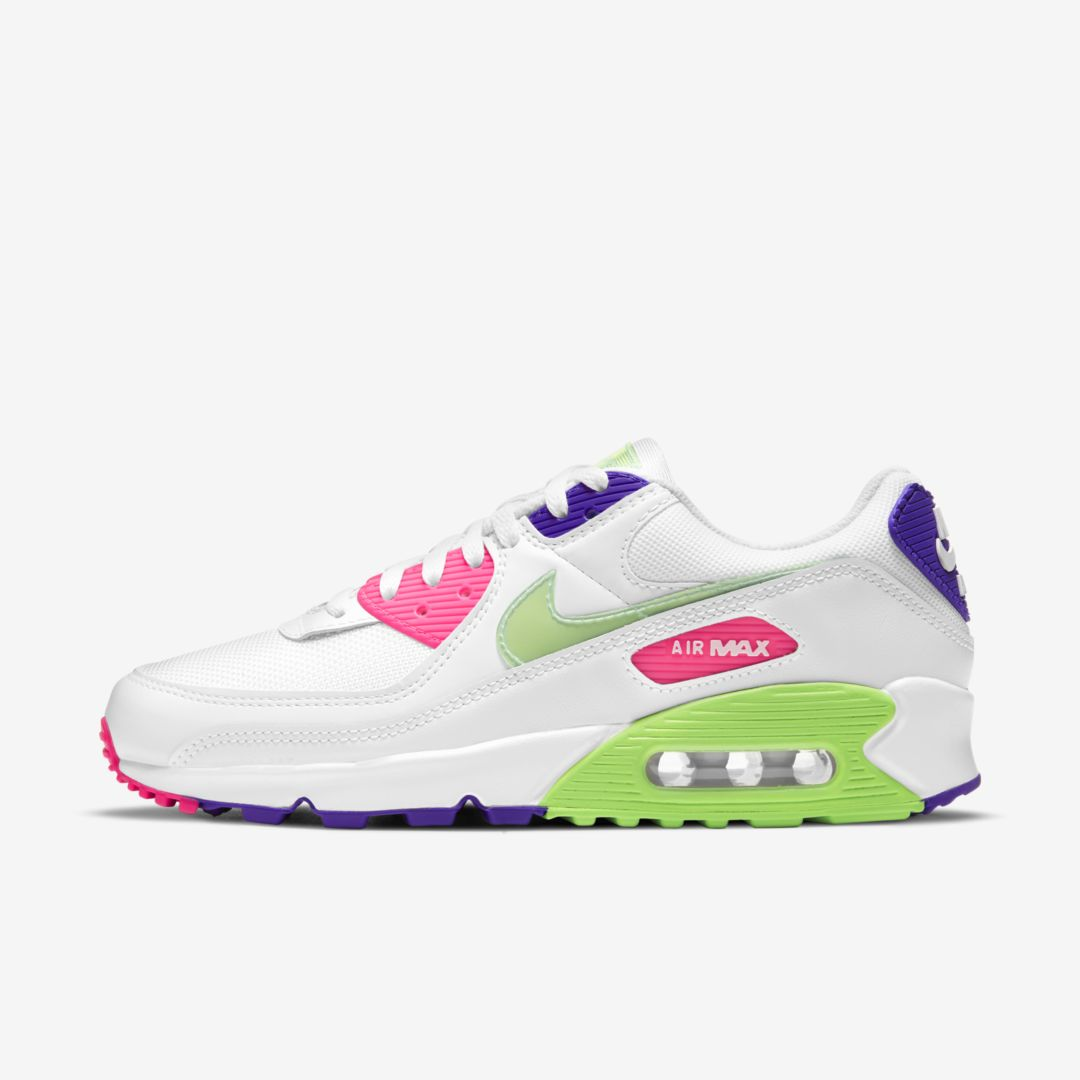 Nike Suedes AIR MAX 90 WOMEN'S SHOE