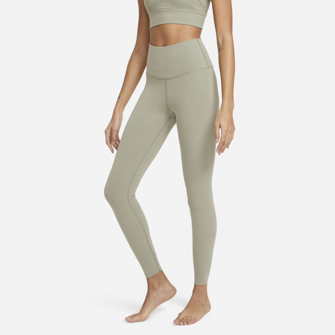 Nike YOGA LUXE WOMEN'S LEGGINGS (LIGHT ARMY)