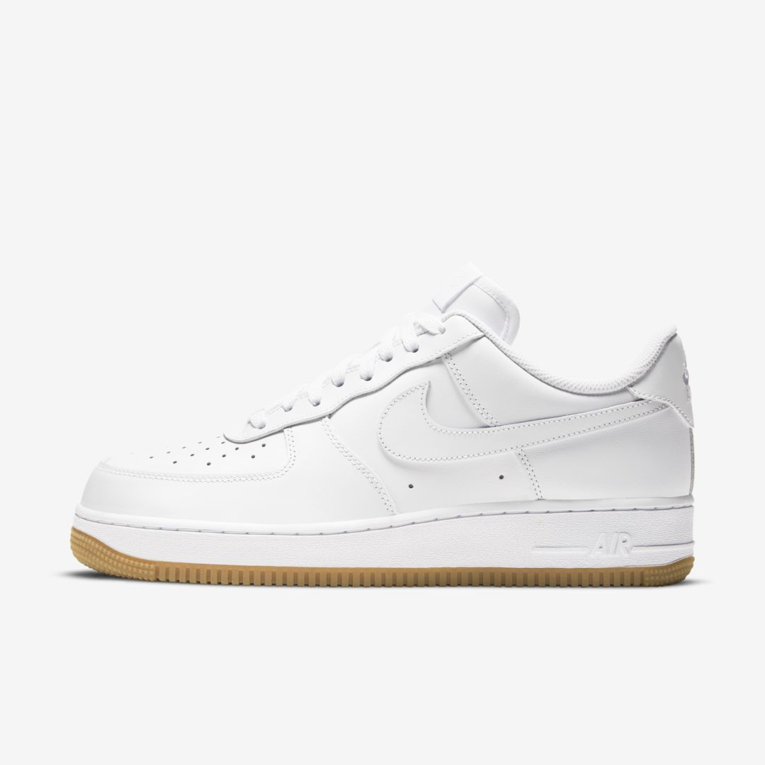 Nike AIR FORCE 1 '07 MEN'S SHOE (WHITE)