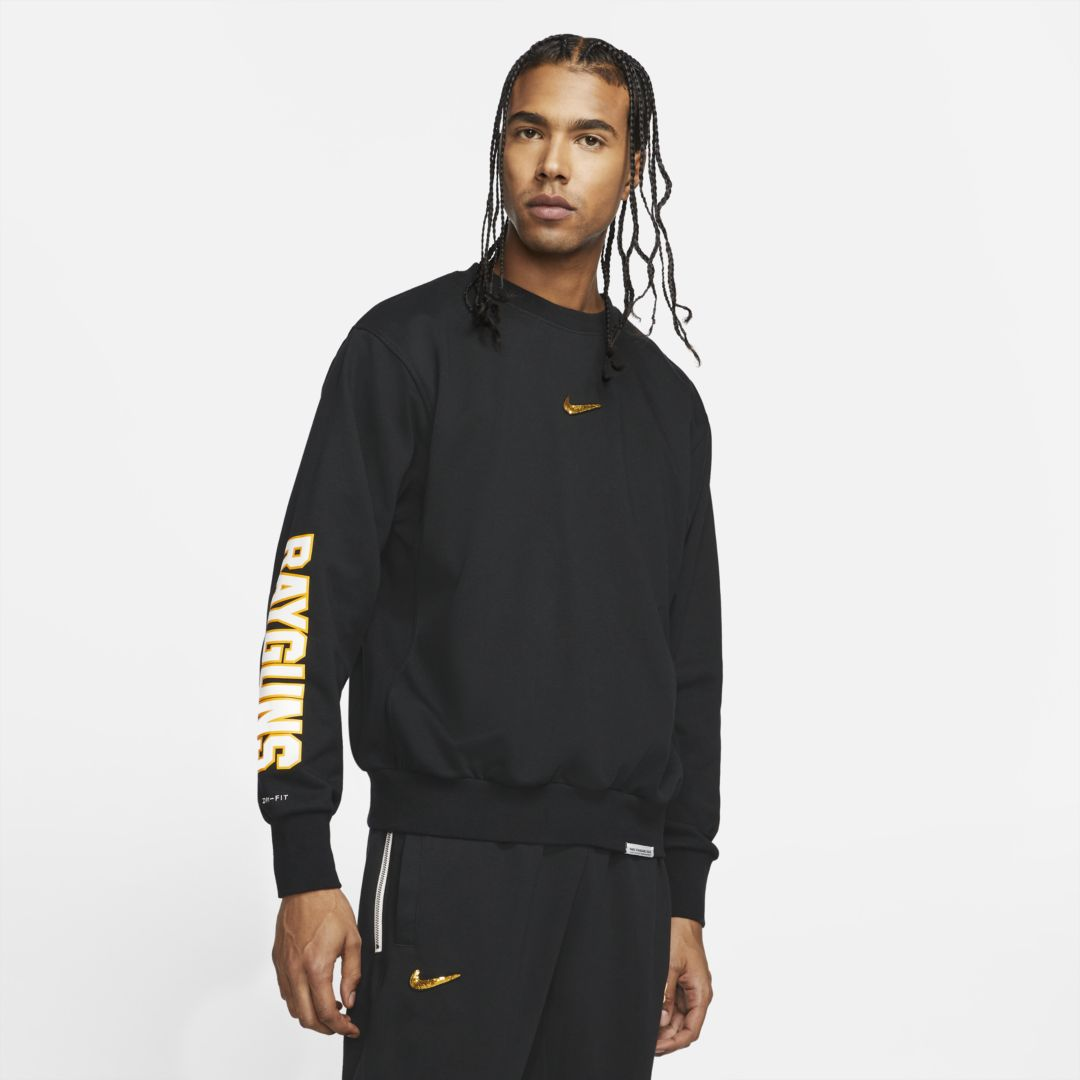 Nike Cottons STANDARD ISSUE RAYGUNS MEN'S CREW (BLACK)
