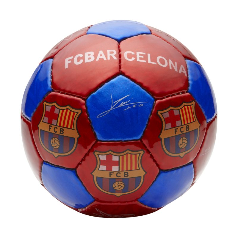 FC Barcelona Medium Football - Red
