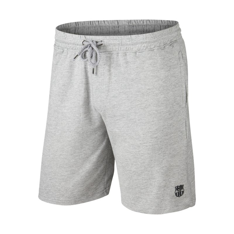 FC Barcelona Men's Shorts - Grey