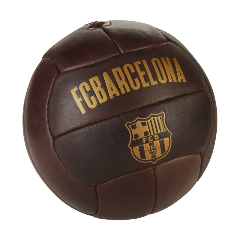 FC Barcelona Historic 1899 Football - Brown
