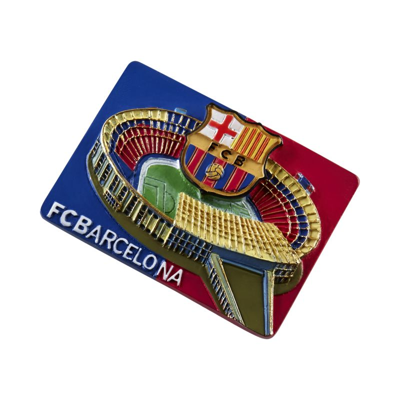 Image of Magnete FC Barcelona Stadium - Multicolore