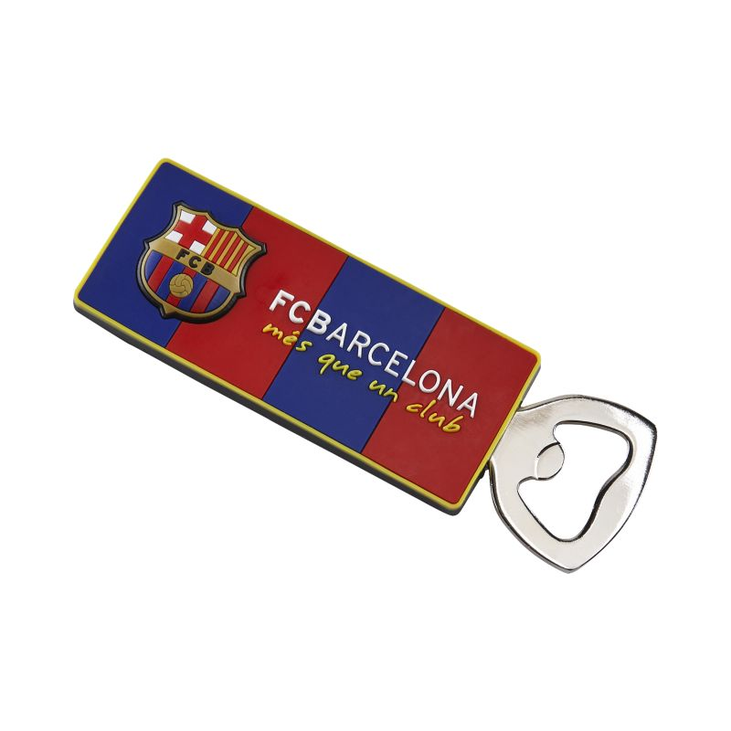 Image of Apribottiglie FC Barcelona Magnetic - Multicolore
