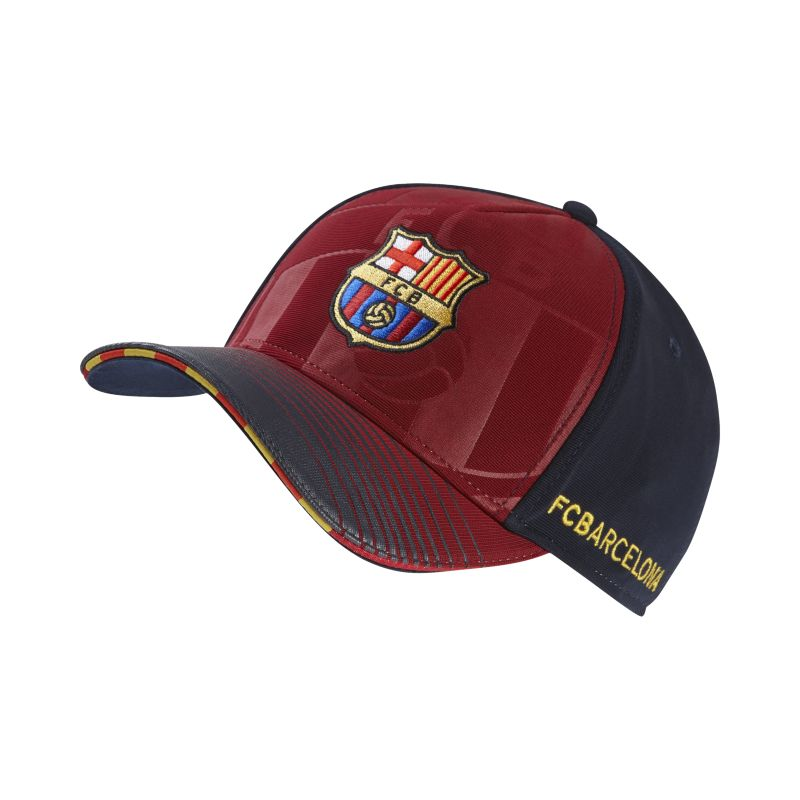 FC Barcelona Adjustable Hat - not applicable