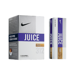Nike Juice Plus 312 Golf Ball