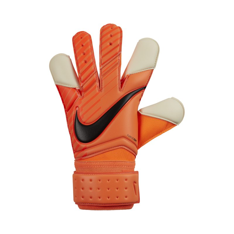 Nike Vapor Grip3 Goalkeeper Football Gloves - Orange