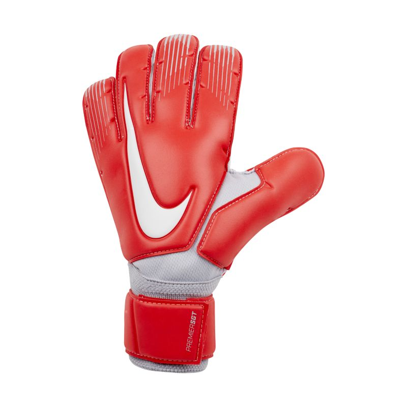 Nike Goalkeeper Premier SGT Football Gloves - Red