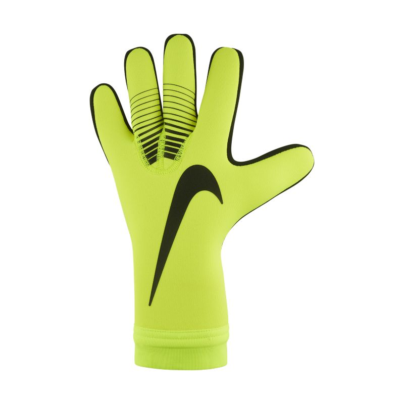 Nike Mercurial Goalkeeper Touch Victory Football Gloves - Yellow