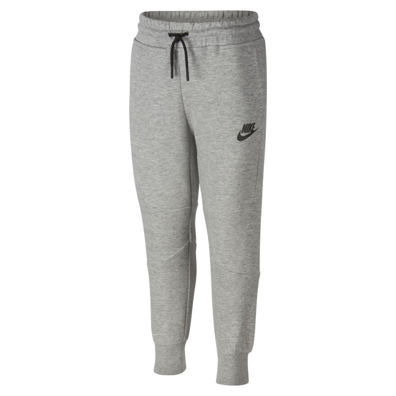 Nike Tech Fleece Younger Kids'Trousers - Grey