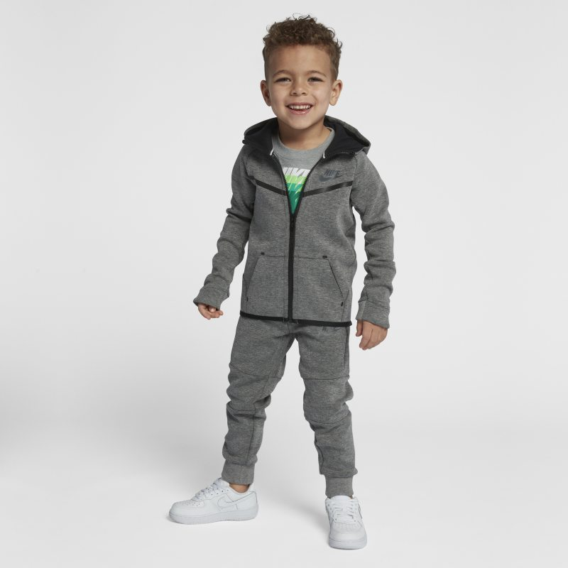 Nike Tech Fleece Toddler 2-Piece Set - Grey