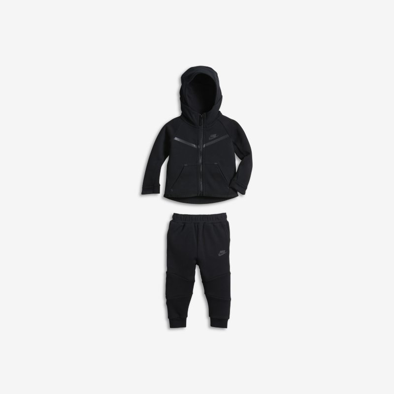 Nike Tech Fleece Baby 2-Piece Set - Black