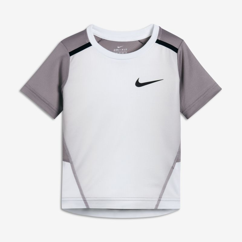 Nike INSTACOOL Younger Kids'(Boys') Tank Top - Grey