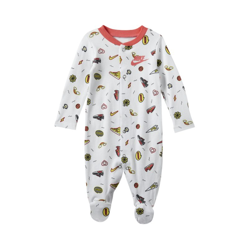 Nike Baby and Toddler Overalls - White