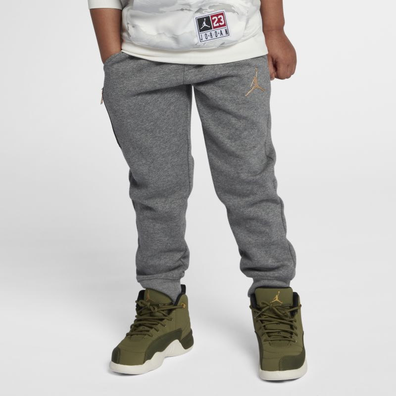 Jordan Younger Kids' Joggers - Grey
