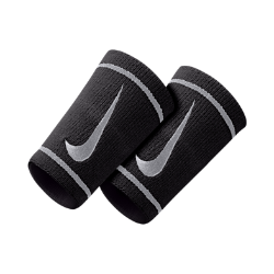 Nike Dri-FIT Double Wide Wristbands (1 Pair)