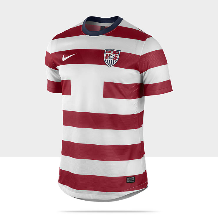 2012/13 US Authentic Men's Soccer Jersey