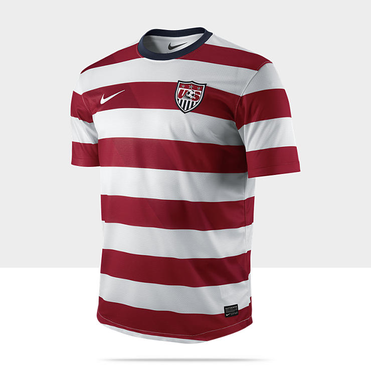 2012/13 US Replica Men's Soccer Jersey
