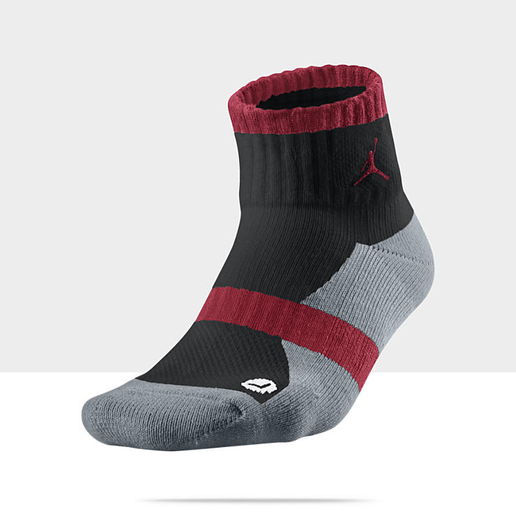 Jordan Low Quarter Basketball Socks (1 Pair)