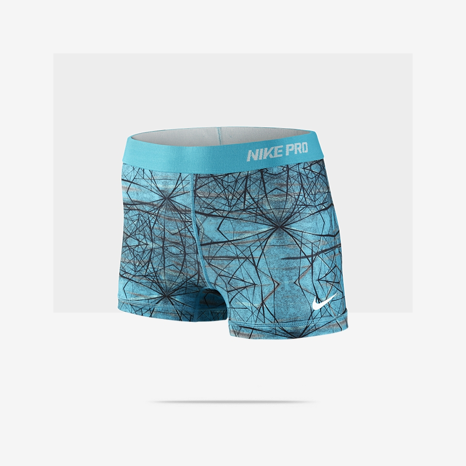 0164c5c763c7 Nike 2.5 Pro Hypercool Compression Printed Womens Shorts on PopScreen