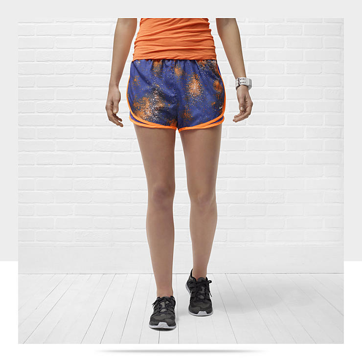 "Nike 3.5"" Printed Tempo Women's Running Shorts"