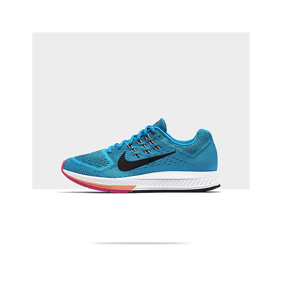 new styles d5ae7 106fc Nike Air Zoom Structure 18 Womens Running Shoe.