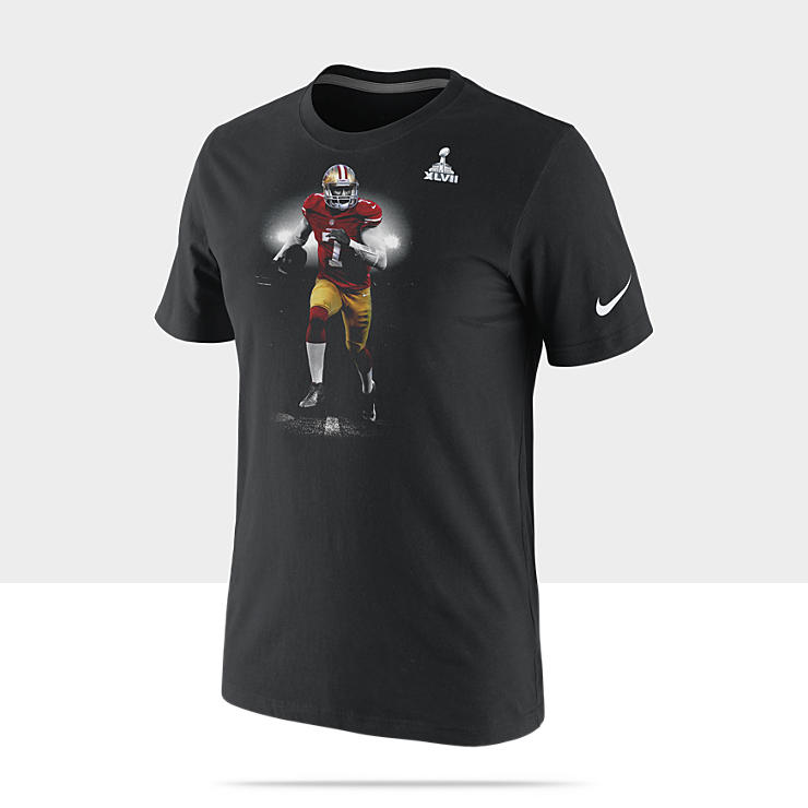 Nike Championship Bound Hero (NFL 49ers / Colin Kaepernick) Men's T-Shirt