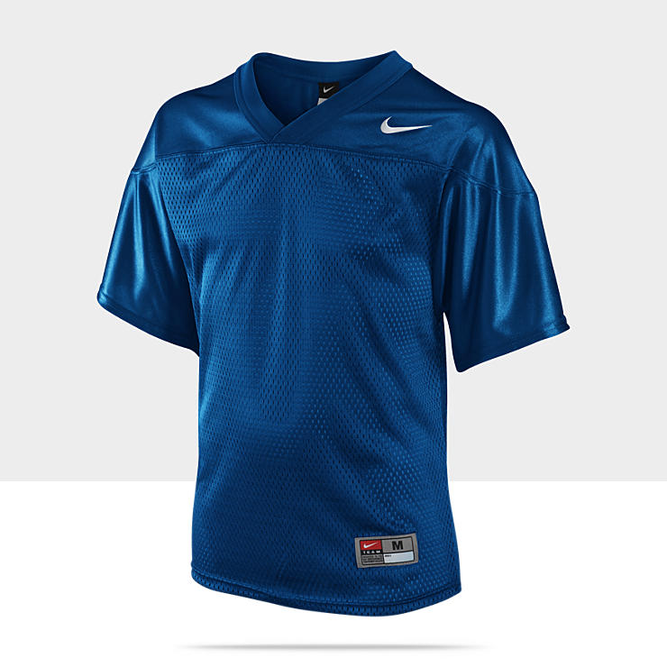 4113b10ed Nike Core Boys Football Practice Jersey 395272 419 A on PopScreen