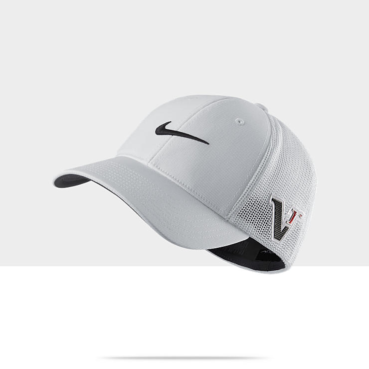 08d71587f64 Nike Dri FIT 20XI Tour Flex Fit Golf Hat 452920 100 A on PopScreen