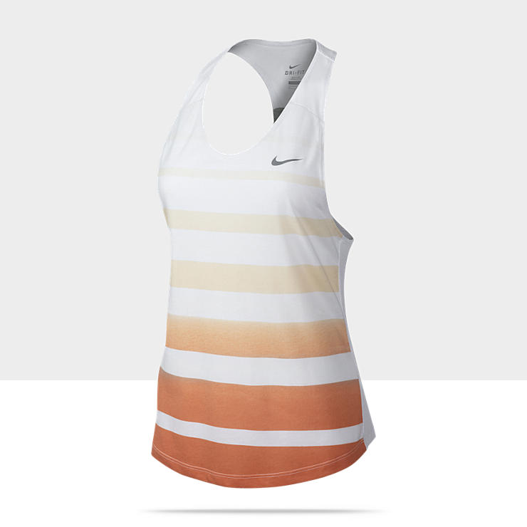 Nike Dri-FIT Cotton Stripe Women's Tank Top
