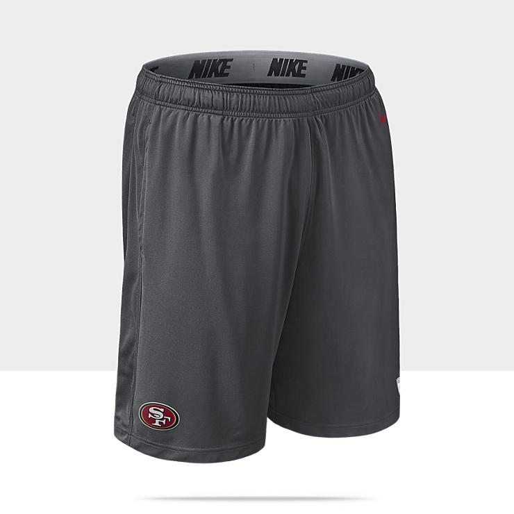 Nike Dri-FIT Fly (NFL 49ers) Men's Training Shorts