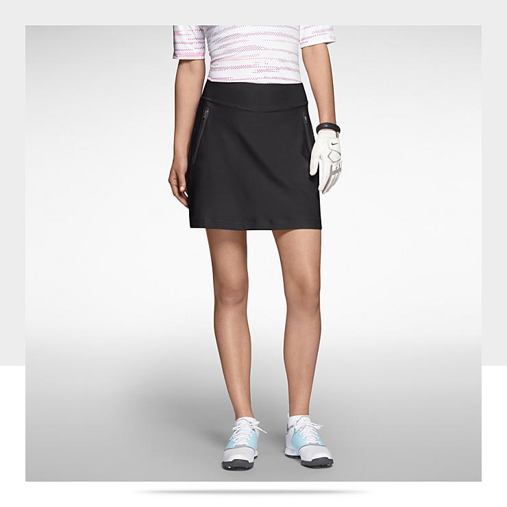 Nike Dri-FIT No-Sew Knit Women's Golf Skort