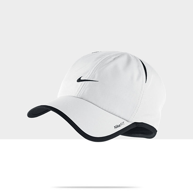70709e64340 Nike Featherlight Tennis Hat 595510 100 A on PopScreen