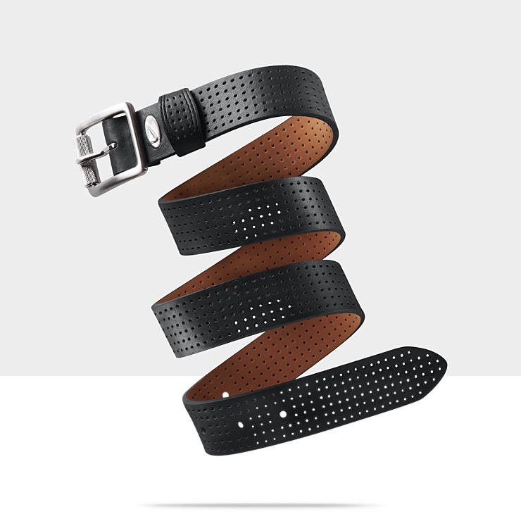 Nike Golf Perforated Roller Buckle Belt