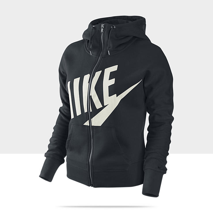 Nike Graphic Full-Zip Women's Hoody