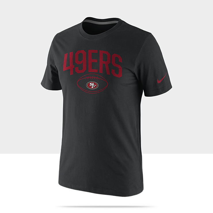 Nike Legend QT (NFL 49ers) Men's T-Shirt
