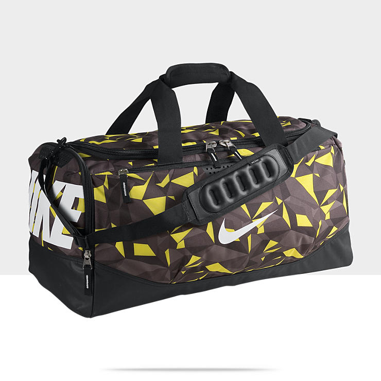 Nike Max Air Team Training Graphic (Medium) Duffel Bag on PopScreen cb15193e45028