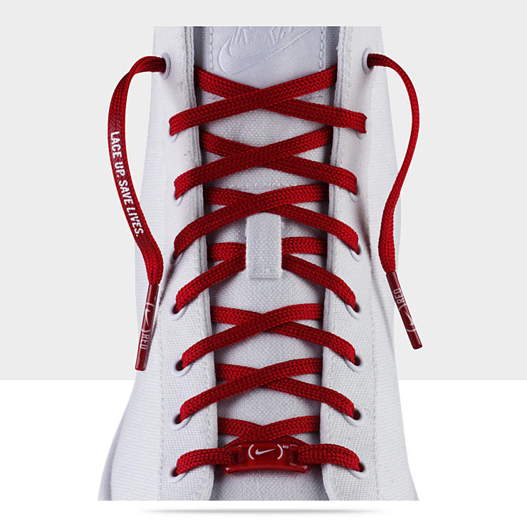 Nike (RED) Laces