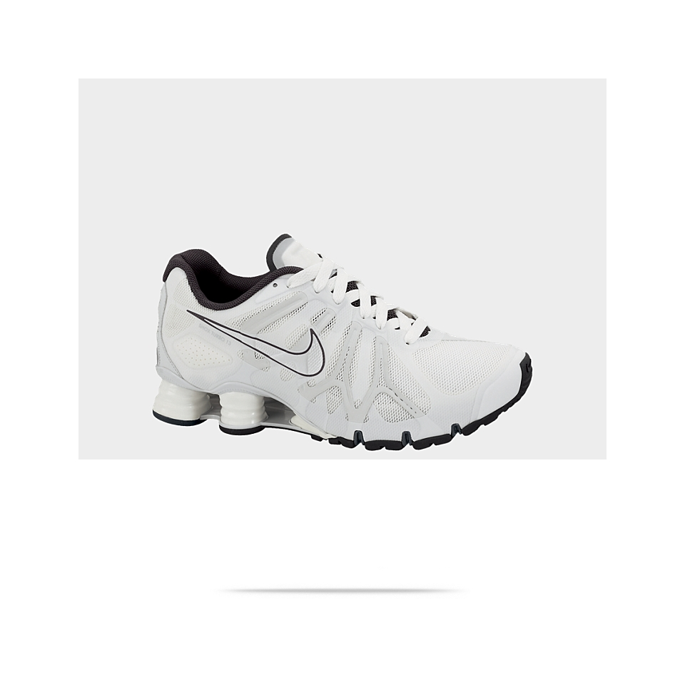 d02544ca159b25 Nike Shox Turbo 13 Womens Running Shoe 525156 100 on PopScreen