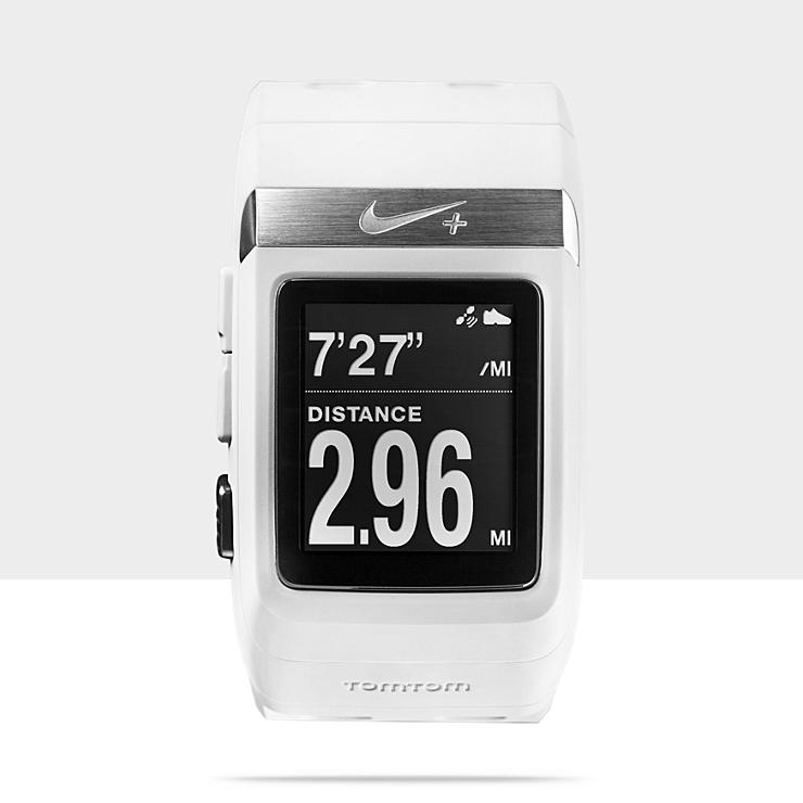 Nike SportWatch GPS Powered By TomTom Reg WM0069_100_C