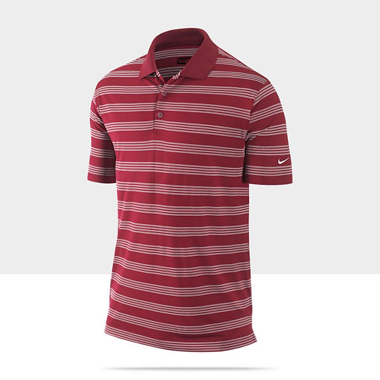 Nike Tech Core Stripe Men's Golf Polo
